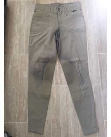 Tan Kerrits Crossover Breeches With Knee patch Medium Free Shipping