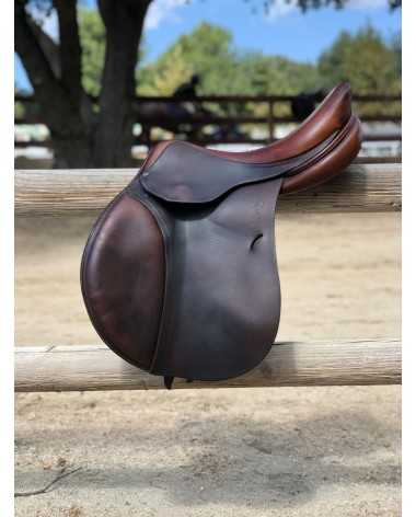 "Antares Saddle 17"" 3AB 2015 good condition"