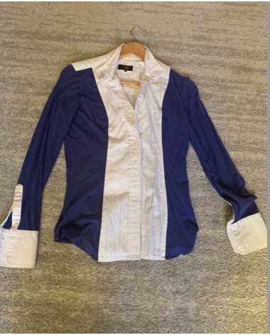 Le Fash Magnetic Collar Show Shirt