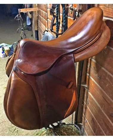 Devoucoux socoa jump saddle 2014