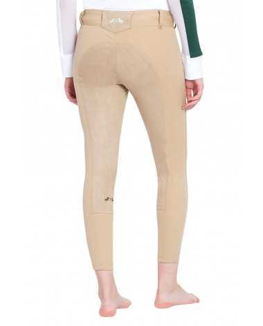 Equine Couture Blakely Full Seat Breeches - Size 28, safari, worn ONCE