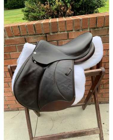 2016 Voltaire Palm Beach Saddle 16""
