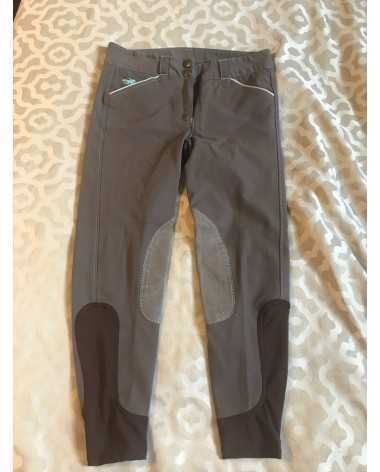 Smartpak Piper breech* taupe/teal*low rise