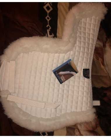 Brand new fitted saddle pad