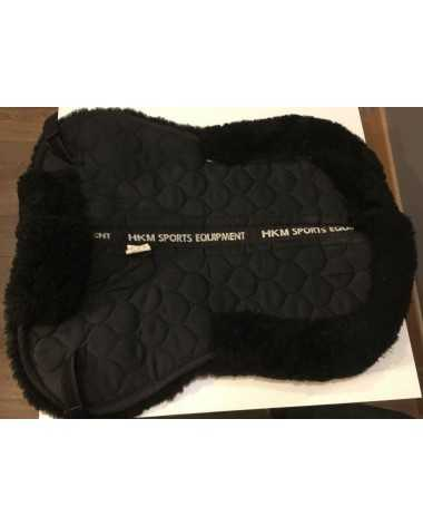 HKM Half Pad like brand new Black