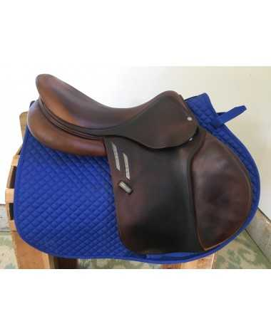 "17.5"" Devoucoux Omega D3D saddle - 2013 - 2A"