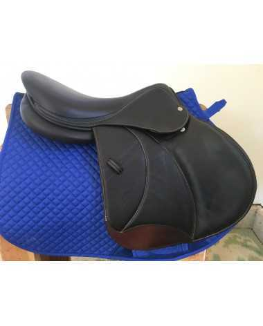 "17.5"" Voltaire Palm Beach saddle - 2018 - 2AAA"