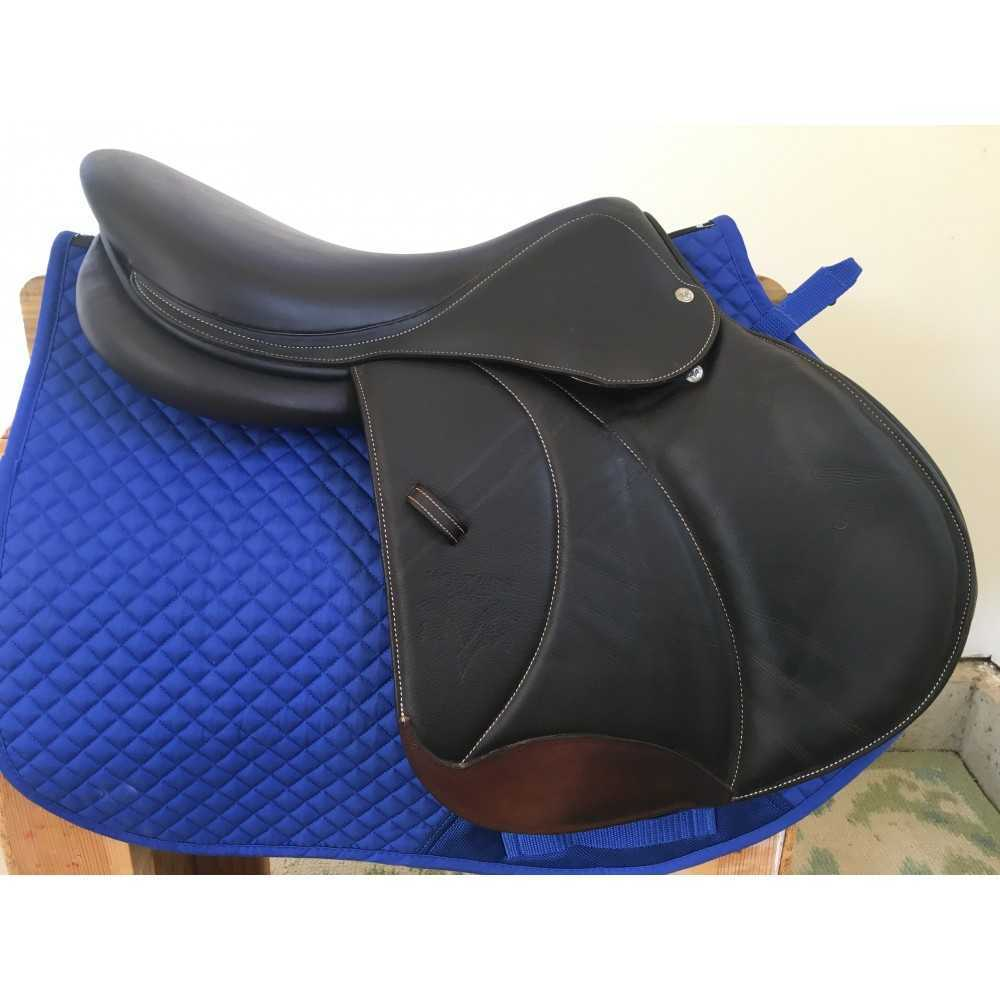 """17.5"""" Voltaire Palm Beach saddle - 2018 - 2AAA"""