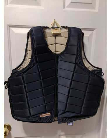 Racesafe RS2010 Body Protector Adult Large Navy Blue