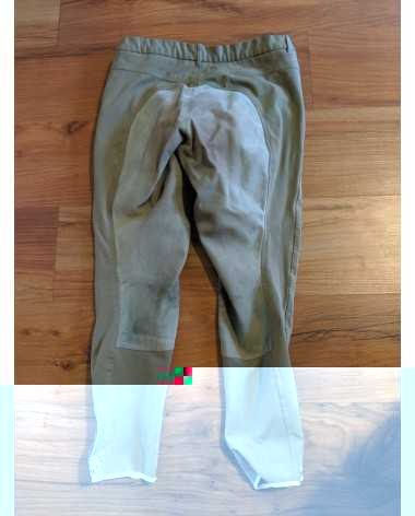 Rappenstil Full Seat Tan Breeches