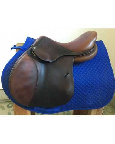 "16.5"" Antares Altair saddle - 2008 - 1N - 5"" dot to dot"