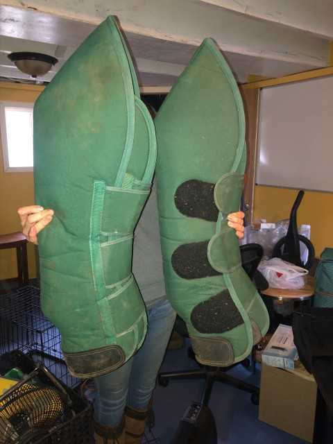 Shipping Boots