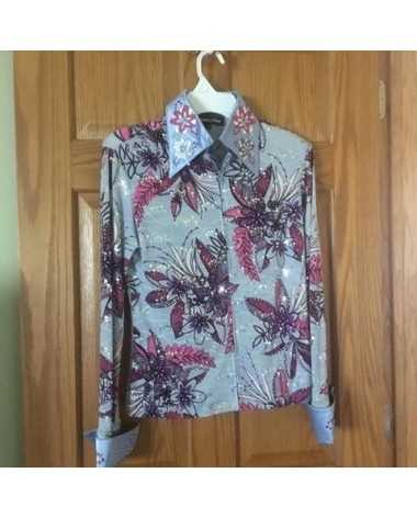 Hobby Horse Western Show Shirt New