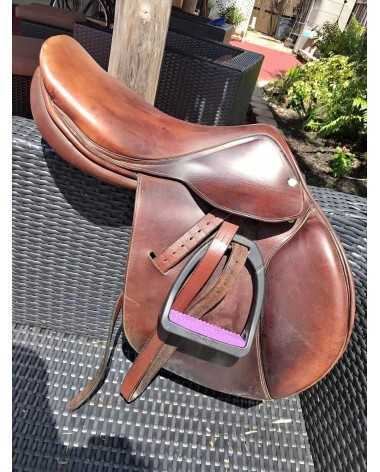 "17"" Colbert Brothers Jumping Saddle"