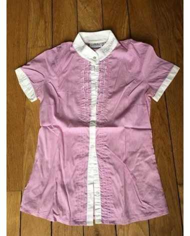 EQUILINE Show shirt pink size M