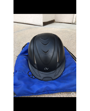 ovation helmet with lettia helmet bag