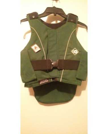 Charles owen JL9 body protector child XL