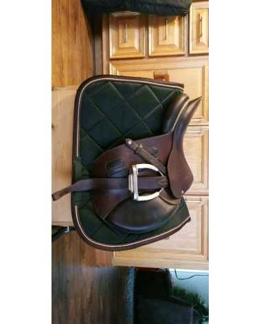 "17"" GBS close contact saddle"