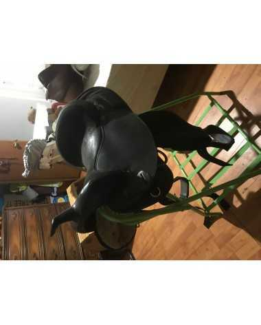 Big Horn 16 inch Western Saddle - Full Quarter Horse Bars