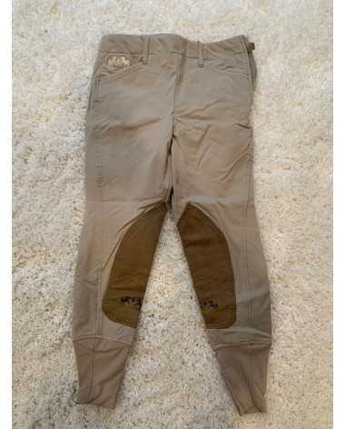 Two pairs of Equine Couture breeches