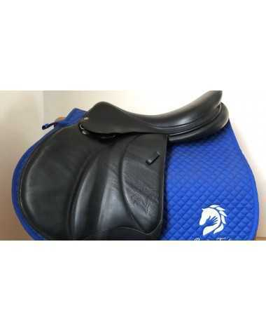 "18"" Voltaire Palm Beach saddle - 2017 - 3AA - 5"" dot to dot"