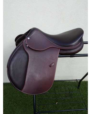 Devoucoux Biarritz Saddle 17'5 Flap 3A
