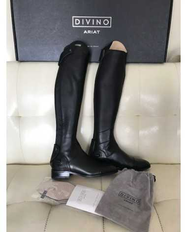 ARIAT DIVINO Tall Dress Boot Black NEW, size 9 XST