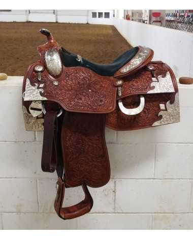 Showman Show saddle