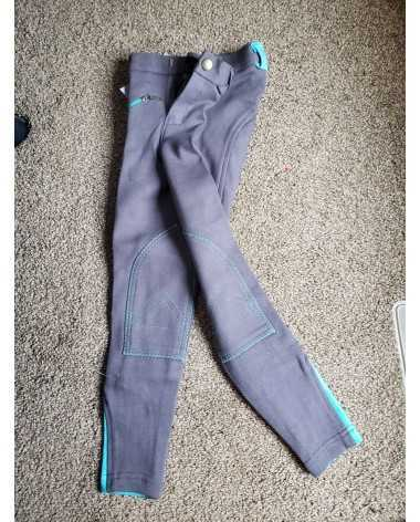 Size 6 youth Breeches