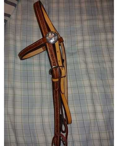 Billy Cook Headstall