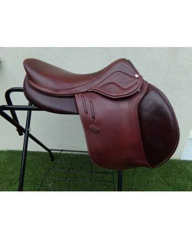 Devoucoux Saddle Biarritz Lab 18' Flap 2 from 2018