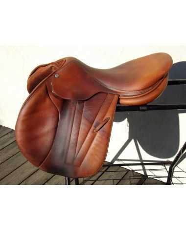 Butet saddle 18' double calf