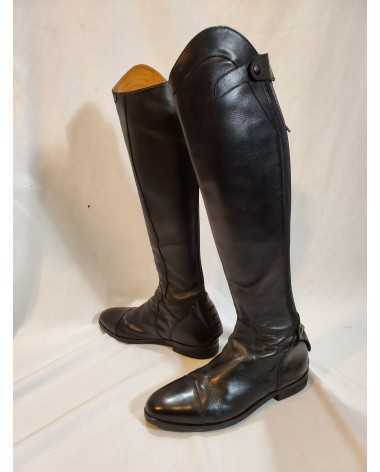 EGO 7 Aries Dress Boots - 42 S/+2 (Men's: 8.5/9 Extra Tall Slim)
