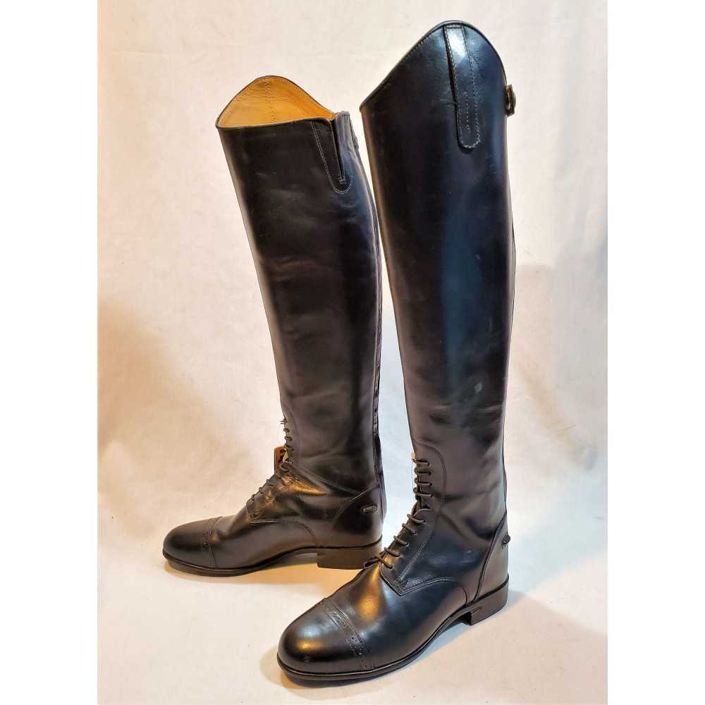 Ariat Crowne Pro Field Boots - New! - 9 Tall - Tack Tack Room