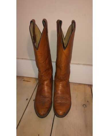 Justin's Round Toe Western Boots