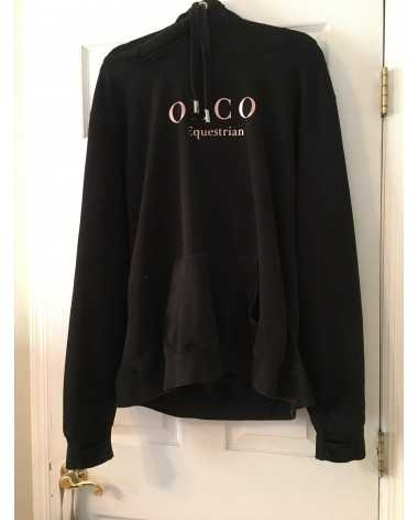OLCO BLACK/ROSE GOLD HOODIE *EXCELLENT CONDITION*