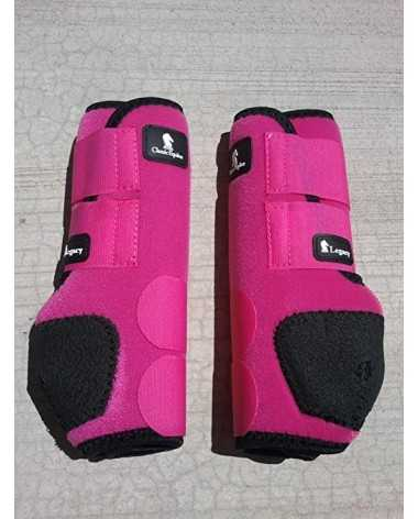 classic equine legacy boots pink