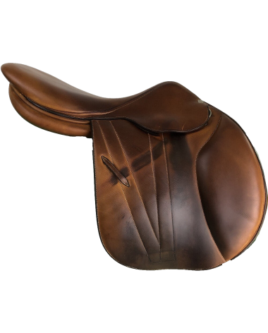 BUTET JUMPING SADDLE FLAT SEAT | 18"