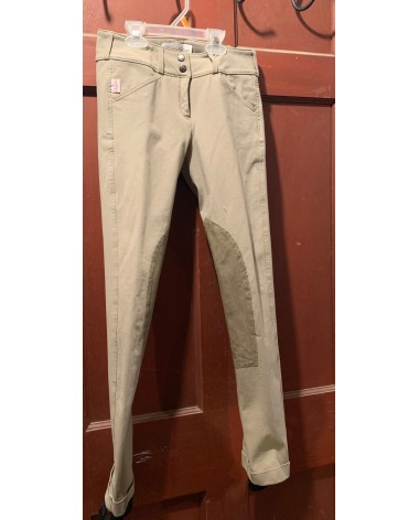Tailored Sportsman front-zip Jodhpurs size 14