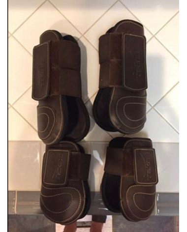 Tekna front and back boots EUC