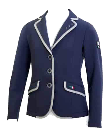 Equiline Milly Girl's Show Jacket