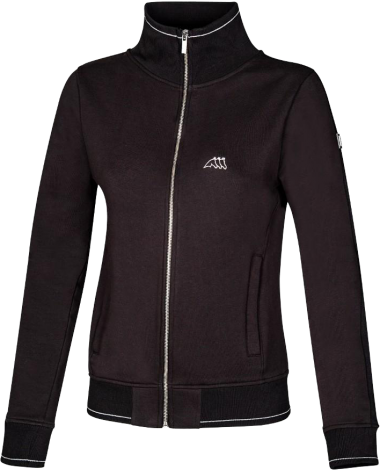 Equiline Keila Sweatshrit in Black