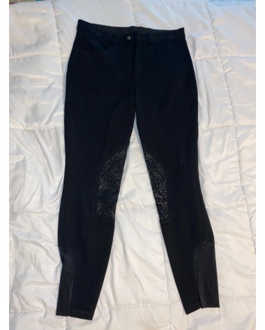 Piper Silicone Knee Patch Breeches