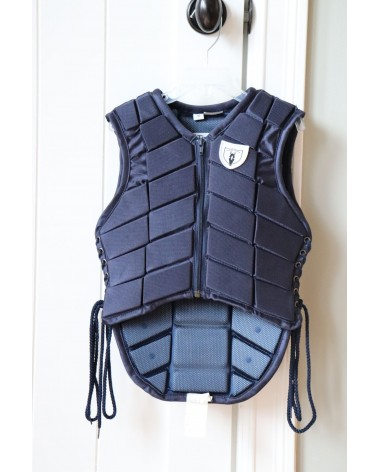 Tipperary Navy Blue Youth XXS Eventer Vest