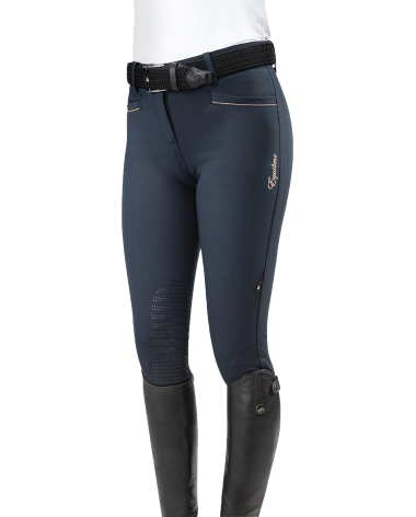 Equiline Ashlyn Breeches in Black