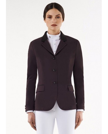 Cavalleria Toscana Ladies Micro Perforated Riding Jacket - Size 38 - New!