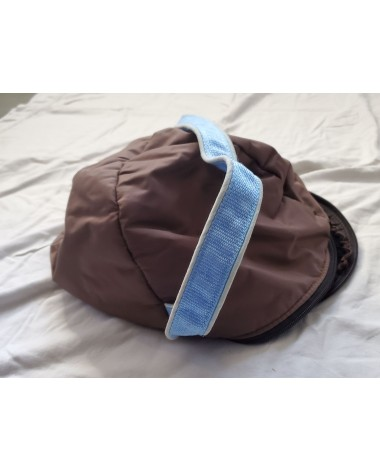 Helmet bag - Brown