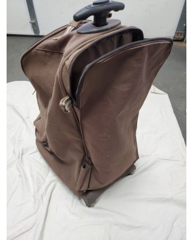 Boot/Helmet tote with pull out handle
