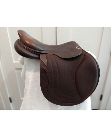 CWD SADDLE - SEO2 18 inch, Full Buffalo, 2013