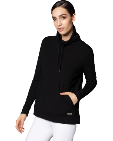 Asmar Prague Pullover in Black